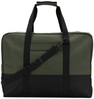 Rains water-resistant duffel bag