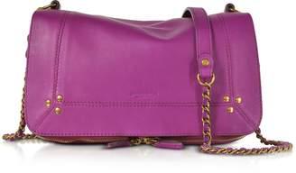 Jerome Dreyfuss Bobi Bouganville Leather Shoulder Bag