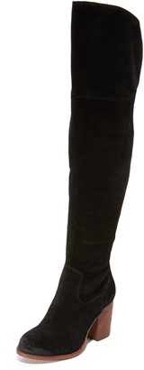 Splendid Loretta Over the Knee Boots $328 thestylecure.com