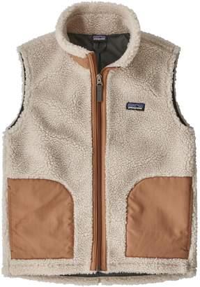 Patagonia Kids' Retro-X Fleece Vest