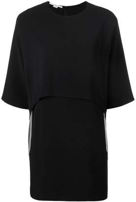 Stella McCartney chain appliqué mini dress