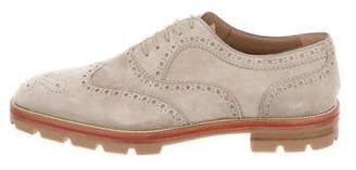 Christian Louboutin Charlie Me Flat Brogues w/ Tags