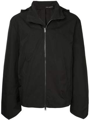 Isabel Benenato hooded jacket