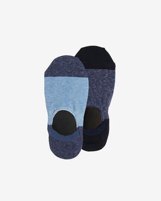 Express 2 Pack Loafer Socks