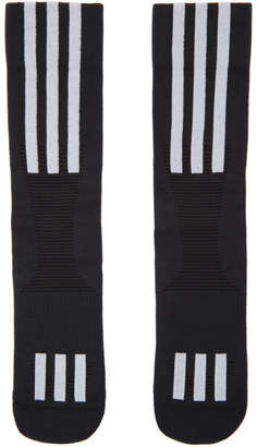 Y-3 Black and White Tech Socks