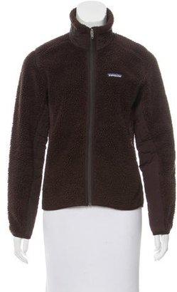 Patagonia Fleece Long Sleeve Jacket $130 thestylecure.com
