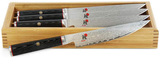 Miyabi Kaizen 4-Pc. Steak Knife Set With Storage Case