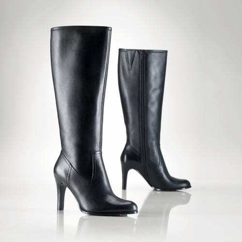 Ralph Lauren Bryce Vachetta Boot