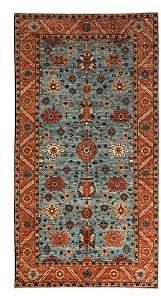 Adina Collection Oriental Rug, 6'1 x 11'8
