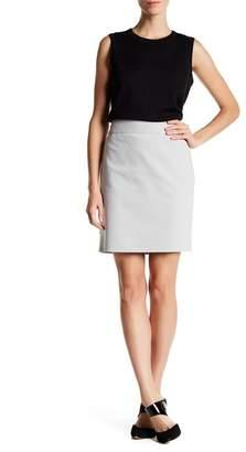 Amanda & Chelsea Split Back Pencil Skirt