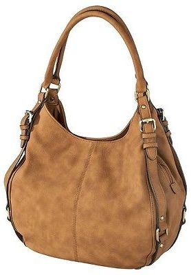 Merona; Women's Timeless Collection Large Hobo Faux Leather Handbag - Merona; $34.99 thestylecure.com