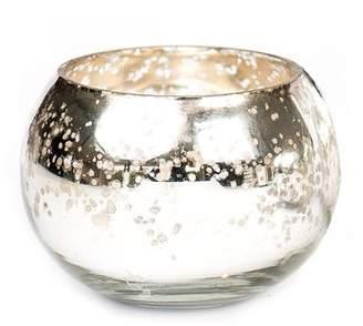 House of Hampton Bowl Glass Tealight Holder