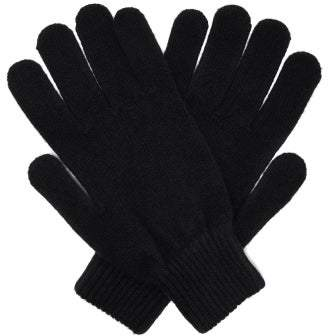 Paul Smith Cashmere And Merino Wool Blend Gloves - Mens - Navy
