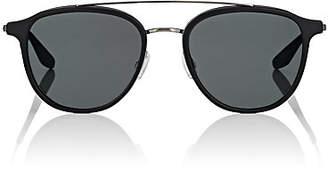 Barton Perreira Men's Courtier Sunglasses - Black
