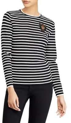 Polo Ralph Lauren Classic Striped Pullover