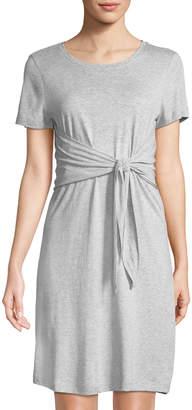 Sanctuary Juno Tie-Waist Jersey T-Shirt Dress