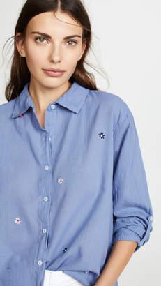 Sundry Oversized Button Down Shirt