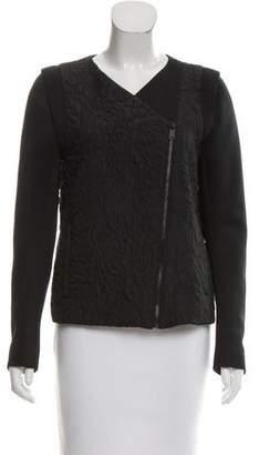 Tibi Textured Asymmetrical Jacket