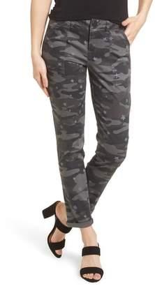 Wit & Wisdom Twill Star Camo Cargo Pants