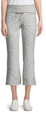 Free People Nico Flared Rolled Pants