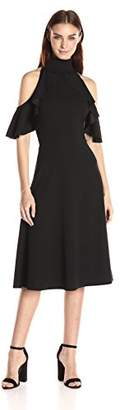 Tracy Reese Women's Flounced Off Shoulder 1