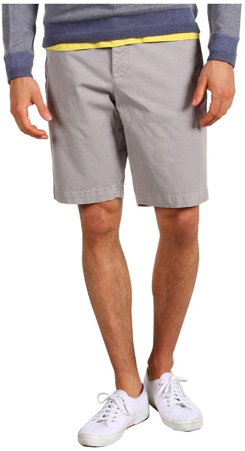 Vince Trouser Short (Silver Fin) - Apparel