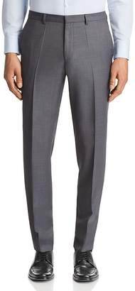 HUGO Hets Slim Fit Birdseye Suit Pants