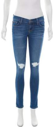 Rebecca Minkoff Jane Low-Rise Jeans