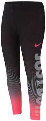 Nike Girls Essential Verbiage Leggings