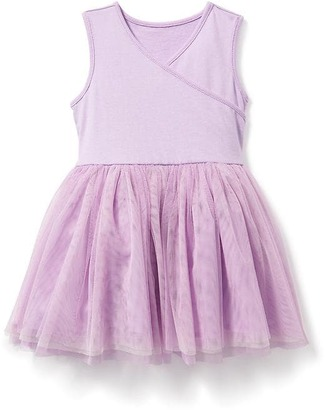Cross-Front Tutu Dress for Baby $20.94 thestylecure.com