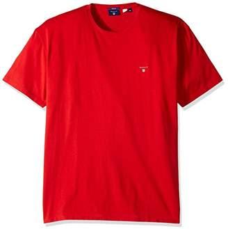 Gant Men's Cotton Short-Sleeve T-Shirt