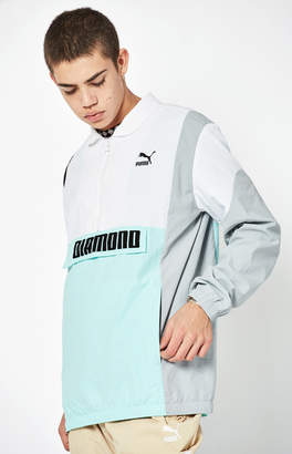 Puma x Diamond Supply Co Savannah Half Zip Jacket