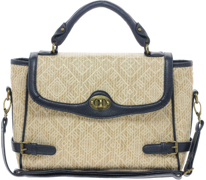 Pieces Piece Giselle Turnlock Bag