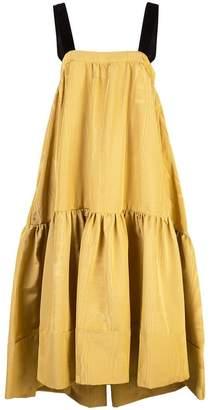 ADAM by Adam Lippes velvet strap dress
