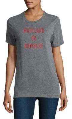 Knowlita Maryland Or Nowhere Graphic Tee