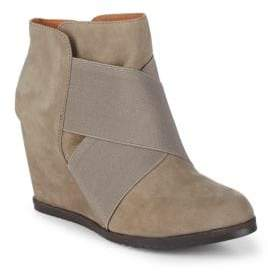 Gentle Souls Georgia Wedge Booties