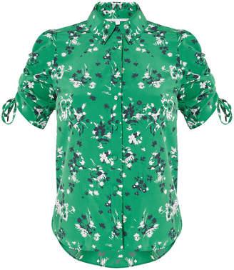9792214bd94a3f Veronica Beard Green Women s Tops - ShopStyle
