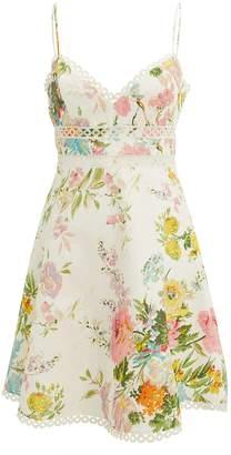 Zimmermann Heathers Garden Floral Dress