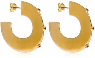 Elizabeth and James Joni Hoop Earrings