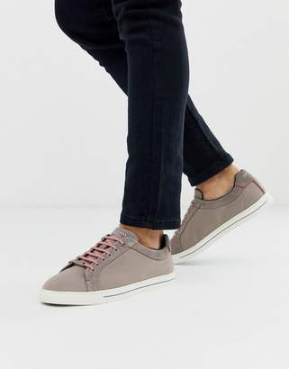 Ted Baker ashwyns trainers in grey