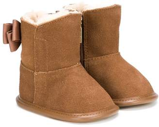 Michael Kors Kids faux fur boots