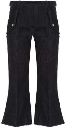 Acne Studios Studio Flared Trousers