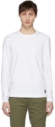 Tiger of Sweden White Dolin Long Sleeve T-Shirt