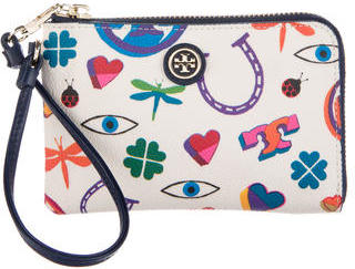 Tory Burch Tory Burch Kerrington Good Luck Wallet