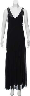 Tocca Silk Lace Dress