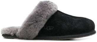 UGG woolly slippers