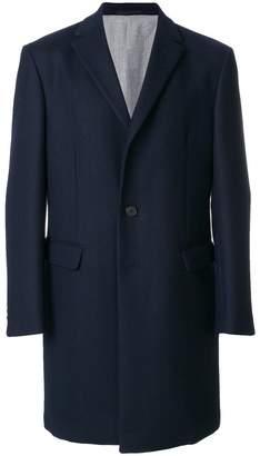 Z Zegna single breasted coat