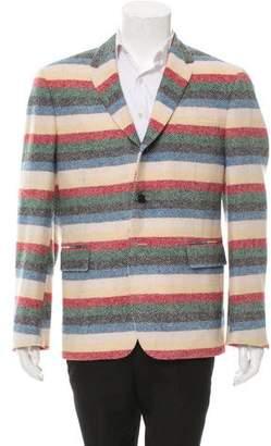 Thom Browne Multicolored Wool Blazer