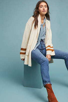Mulberry Lost + Wander Striped Cardigan