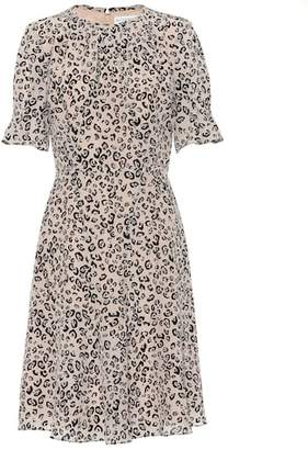 Altuzarra Leopard-printed silk dress